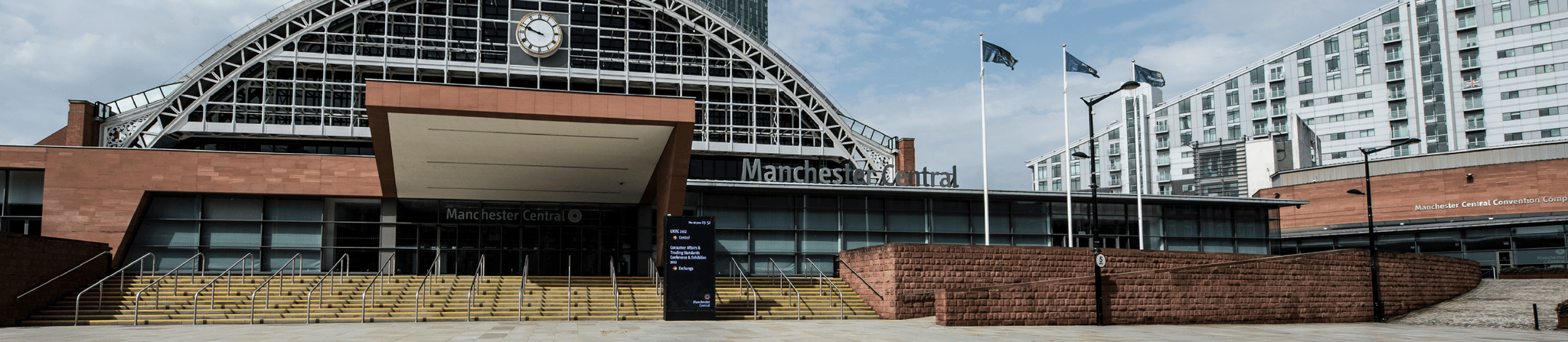 Manchester Central Outside Image